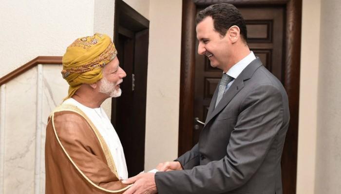 «الأسد» يستقبل وزير الشؤون الخارجية العماني .. و«بن علوي»: حريصون على استقرار سوريا