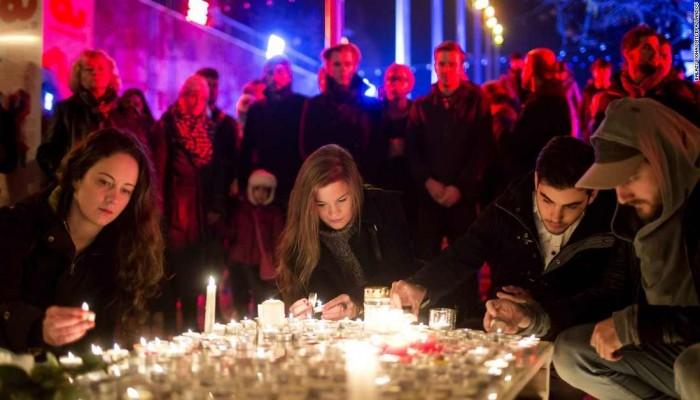 في مجالس العزاء في باريس… نحن لا نلوم ولا نبرر