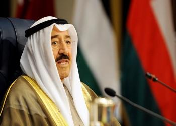 أمير الكويت يستقبل المستشار الخاص للعاهل السعودي