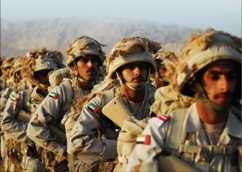 عسكريون إماراتيون: قواتنا تستعد لحرب طويلة في اليمن