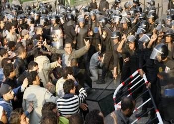 عنف أجهزة الأمن ودروس 2011