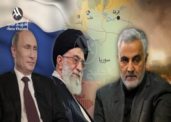 بوتين وطهران والأزمة السورية