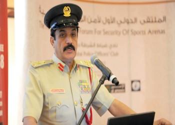 وفاة قائد عام شرطة دبي «خميس المزينة» إثر أزمة قلبية