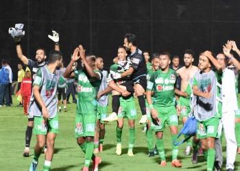 الرجاء يتجاوز الإسماعيلي ويتأهل لربع نهائي كأس العرب