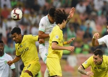 أهلي جدة يكمل عقد المتأهلين للمربع الذهبي بكأس العرب