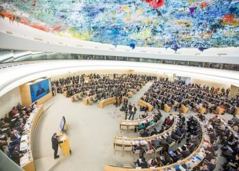 انسحاب وشيك لأمريكا من مجلس حقوق الإنسان دعما لـ(إسرائيل)