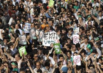 انتخابات الرئاسة الإيرانية وأشباح 2009