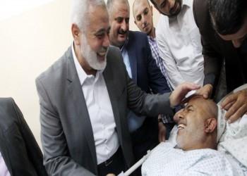 «حماس» تحمل (إسرائيل) مسؤولية محاولة اغتيال «أبونعيم»