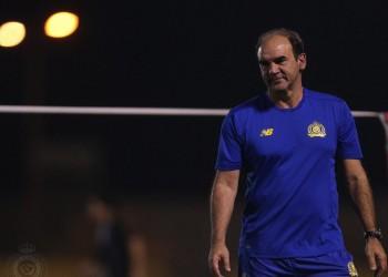 بعد 4 جولات.. «النصر» يقيل «غوميز» من تدريب الفريق