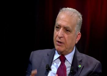 مساءلة برلمانية لوزير الخارجية العراقي بسبب تصريحات حل الدولتين