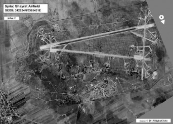 مصادر متطابقة: طائرات تابعة لـ«الأسد» أقلعت من «قاعدة الشعيرات» (فيديو)