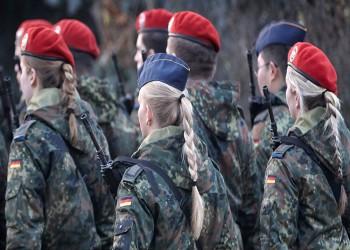 أزياء مخصصة للمجندات الحوامل في الجيش الألماني قريبا