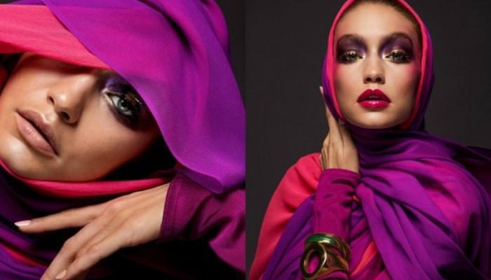 نساء شهيرات يثرن الإعجاب والاستياء بارتداء الحجاب