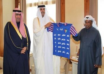 السعودية «تستهجن» زيارة وفد كويتي لقطر وتوجيهه الشكر لأميرها
