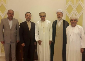 عمان وإيران تبحثان تطورات مشروع مد أنبوب نقل الغاز