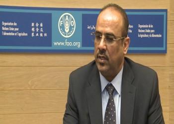 وزير الداخلية اليمني يبحث مع «بن زايد» قضايا مشتركة