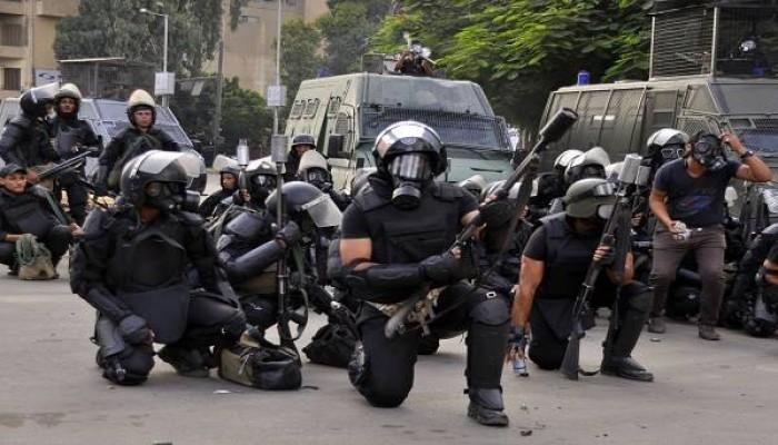 مقتل 356 معارضا على يد الشرطة المصرية في 2015