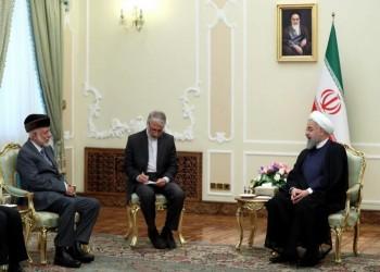 «روحاني» يستقبل وزير الخارجية العماني بعد وعكة صحية لـ«ظريف»