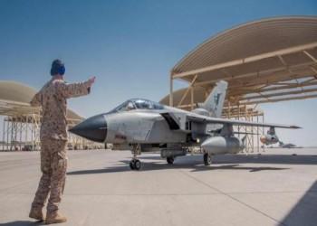 انطلاق تدريبات جوية مشتركة بين السعودية والإمارات بقاعدة الظفرة