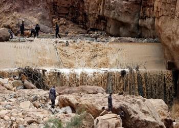 ارتفاع ضحايا السيول في الأردن إلى 11 قتيلا