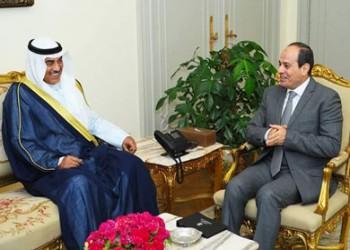 «السيسي» يطالب قطر بالتجاوب مع مطالب «دول الحصار»