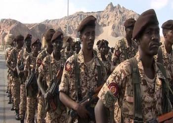 بالفيديو.. عودة لواء من القوات السودانية المشاركة في حرب اليمن