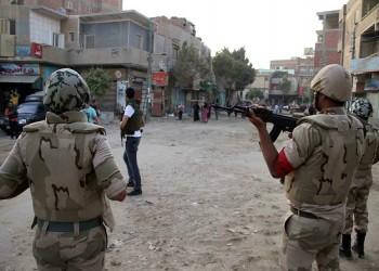 محكمة مصرية تستشير المفتي في إعدام 13 معارضا بتهمة «قتل ضابط»