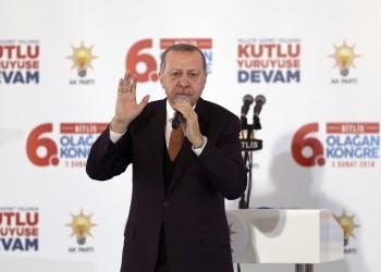 «أردوغان»: لن نستورد منتجات دفاعية يمكننا تصميمها