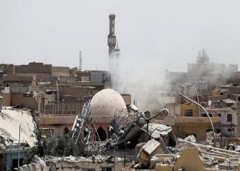 العراق.. بدء إعادة بناء جامع النوري التاريخي بالموصل