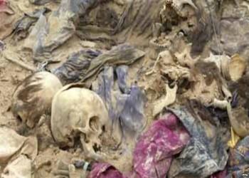 منافسات المقابر الجماعية في العراق