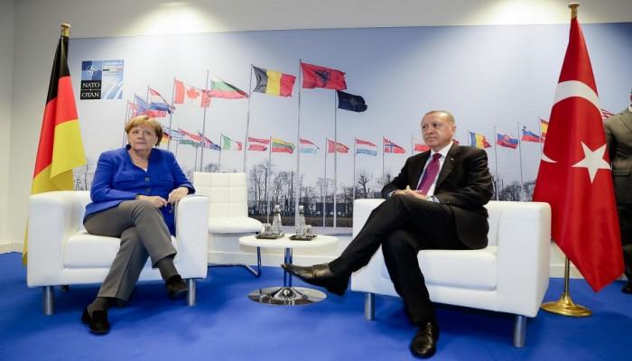 ألمانيا: تركيا شريك أساسي.. وسنواصل الحوار معها