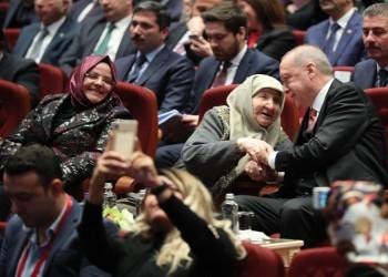 شورى المسنين.. تقليد تركي جديد بمشاركة أردوغان (صور)