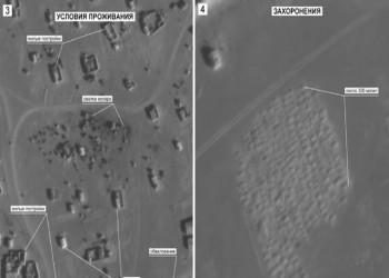 روسيا تكتشف مقابر جماعية بمخيم الركبان السوري.. ما قصتها؟