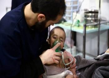 إصابة العشرات بغاز الكلور في حلب.. واتهامات متبادلة