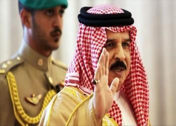 عاهل البحرين ينفي تورط  دول الحصار بمحاولة انقلاب 1996