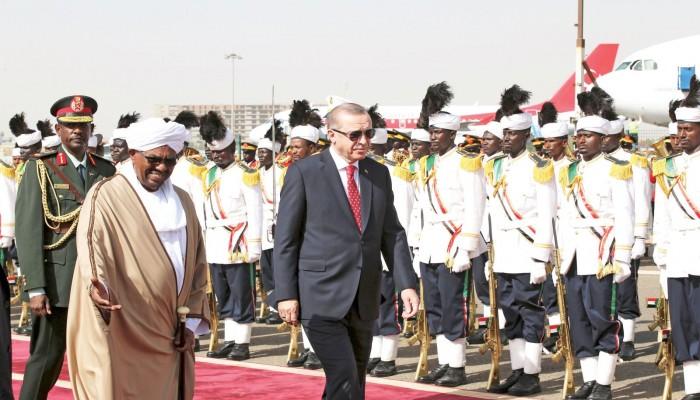 لماذا تقلق عودة تركيا إلى «سواكن» مصر والسعودية والإمارات؟