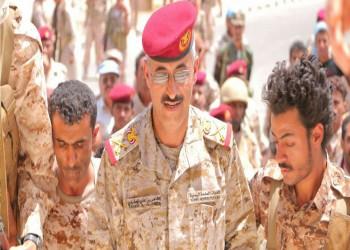 إثر تعرضه لإصابة.. نقل رئيس أركان الجيش اليمني للسعودية