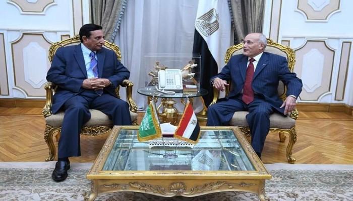 السعودية ومصر تبحثان تعزيز التعاون العسكري المشترك