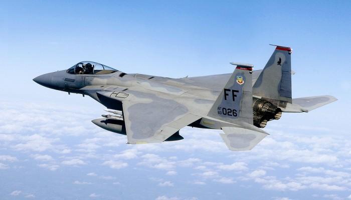 قطر تتوقع استلام أول 6 مقاتلات إف-15 بمارس 2021