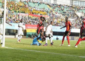 التعادل يحسم مواجهة غانا وأوغندا ويسهل حسابات الفراعنة