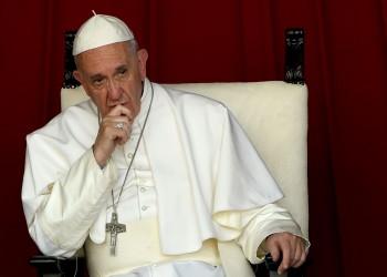 بابا الفاتيكان: لا عفو لرجال الدين حال الاعتداء على قاصرين