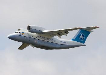 طائرة أوكرانية تهبط اضطراريا في مصر بسبب عطل فني