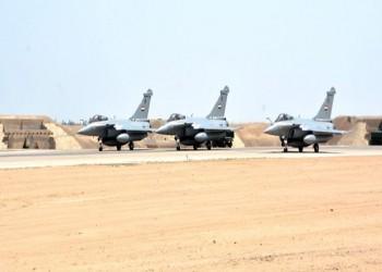 الجيش المصري يتسلم 3 طائرات جديدة من طراز «الرافال» الفرنسية