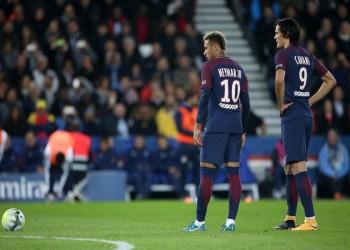 نيمار يقود سان جيرمان لاستعادة صدارة الدوري الفرنسي