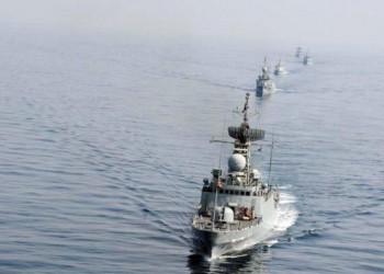 مناورات «جسر 18» السعودية البحرينية تنطلق بمياه الخليج العربي