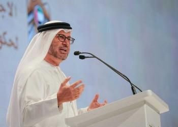 «قرقاش» يطالب قطر بمراجعة داخلية بعد عام من الحصار