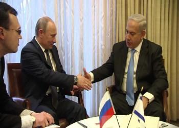 متحدث إسرائيلي: «نتنياهو» و«بوتين» لم يبحثا مبادرة السلام العربية في موسكو