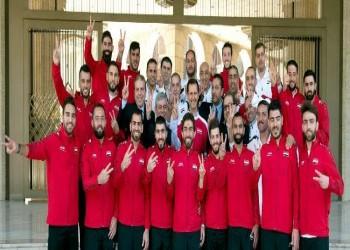«السومة» يواصل إثارة الجدل بهدية خاصة لـ«الأسد»