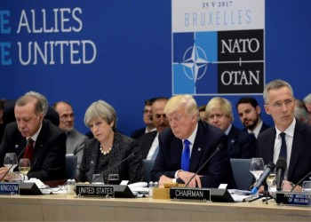 غـرائب «الناتو» وملابساته مع ترامـب