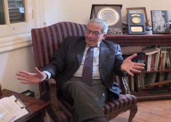 عمرو موسى يسخر من فكرة الناتو العربي وينتقد ترامب